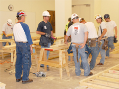 Construction workers must receive proper training as part of any risk assessment program