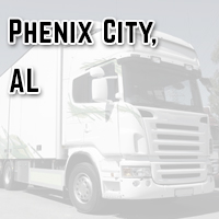 Trucking Crime February 2018 Phenix City, AL