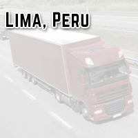 Trucking Crime February 2018 Lima, Peru