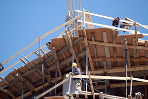 The construction labor gap is increasingly being filled by foreign-born workers