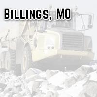 Billings, MO trucking crime blotter