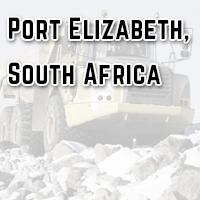 Port Elizabeth, South Africa trucking crime blotter