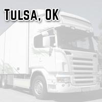Tulsa, OK trucking crime blotter